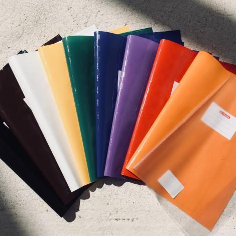 Heftumschlag DIN A4, orange / Funda DIN A4, naranja