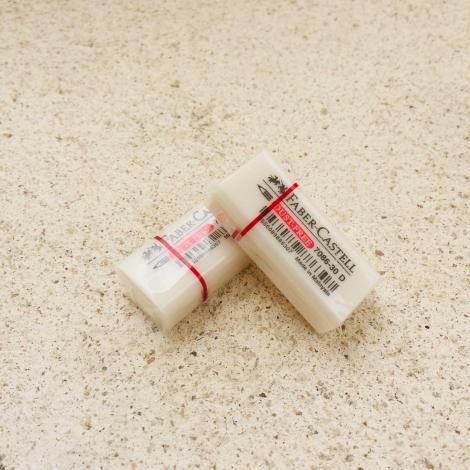 Radiergummi Faber Castell/ Goma de borrar Faber Castell