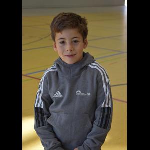 Adidas Kapuzenjacke Junior