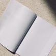 Heft DIN A4, kariert, Lineatur 26 / Cuaderno DIN A4, Lineatura 26
